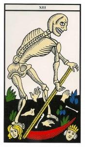 13 la muerte