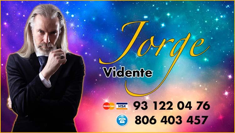 Jorge - vidente bueno y tarotista fiable