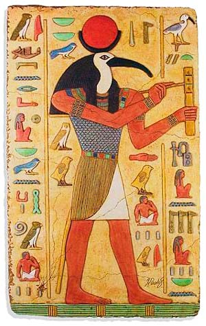 Origen del tarot - Egipto - El Libro de Thot - Curso de Tarot