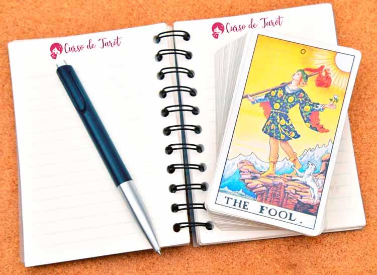 aprender del tarot - curso de tarot